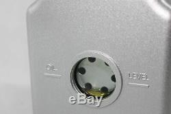 1/3 HP 4.8CFM Rotary Vane Deep Vacuum Pump HVAC Tool For AC R410a R134 R22 etc