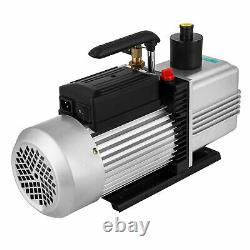 12CFM Vacuum Pump Single Stage SAE 1/4 medical appliances Inlet port