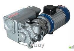 15CFM 1hp Single Stage Oil Sealed Rotary Vane Vacuum Pump Brand Equivalent