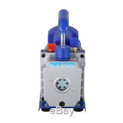 2,5CFM 1 Bistadio 1/4HP Pompa per Vuoto del condizionatore d'aria Refrigeration