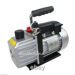 3.5cfm HVAC Evacuation Vacuum Pump for AC A/C R134A & R12/R22 R410a