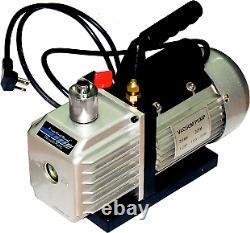 4.5CFM Air Conditioning Vacuum Pump T&E Tools AC950