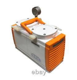 60L/Min(2.2CFM) 20KPa Chemical resistance Diaphragm Vacuum Pump