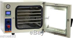 Ai 110V 5-Sided UL/CSA Certified 1.9 CF Vacuum Oven with EasyVac 9 cfm Pump