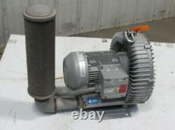 Anver VB4HF Regenerative Vacuum Pump Blower 220 CFM 208-230/460V