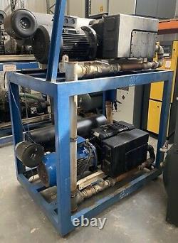 BUSCH Mink MI1352BP Rotary Claw Pressure Pump, 2Bar, 200cfm