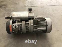 BUSCH RC0021. S015.1002 Rotary Vane Vacuum Pump 12/15CFM 0.75kW 3PH