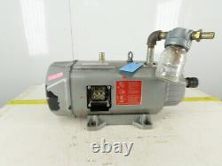 Becker T3.40DSK 1700 RPM 28CFM Rotary Vane Vacuum Pump