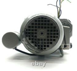 Busch RB0021. S015.1026 Rotary Vane Vacuum Pump 12CFM 2.0 TORR 3/4NPT 120VAC