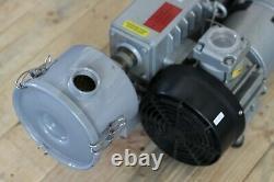 Busch RC0025. E506.1001 Single stage rotary vane vacuum pump 20 cfm