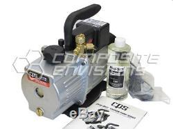 CPS 4 CFM 2 Stage Vacuum Pump Beginner Pump