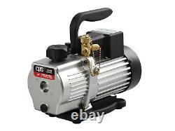 CPS Pro Set Premium Series 2 CFM Vacuum Pump VP2D Two Stage Dual Voltage