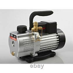 CPS Products VP2S Pro-Set 2 CFM Vacuum Pump, 1S, 110-120V/220V, 50/60Hz