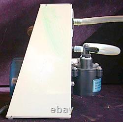Cole Parmer Air Cadet Vacuum Pressure Station Mod7059-40 Medical Indust Cfm 0.54