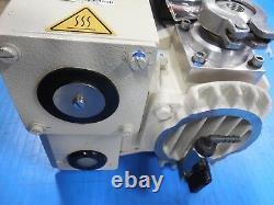 Compact PFEIFFER UNO 20 ROTARY VANE VACUUM PUMP 1HP 15 CFM 3 phase 460V 3F
