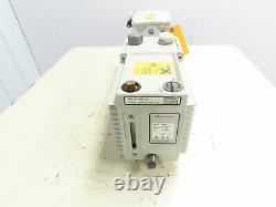 Edwards Agilent E2M28 Rotary Vane Dual Stage Vacuum Pump 1Hp 1Phase 21 CFM