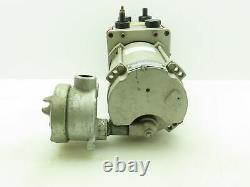 Edwards E2M2 Rotary Vane Dual 2 Stage Vacuum Pump 1.5CFM 1/3hp 3Ph 230/460V