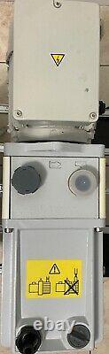 Edwards E2M28 Dual Stage Rotary Vane Vacuum Pump 21 CFM Rebuilt
