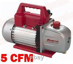Electric Portable ROBINAIR Vacuum Master 2 STAGE 5 CFM Vacuum Pump