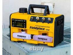 Fieldpiece VP87 RunQuick Dual Stage Vacuum Pump 8 CFM