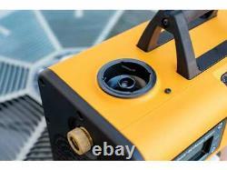 Fieldpiece VPX7 Dual Stage, 10 CFM DC Motor Vacuum Pump