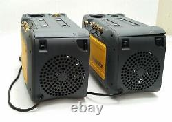 Fieldpiece Vp55 5cfm Hvac Runquick Oil 2-stage 1/3hp Vacuum Pump Parts Lot 3