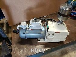 Fisher Scientific Maxima C Vacuum Pump D16B XP 13.4CFM 1 x 10-4 B6F