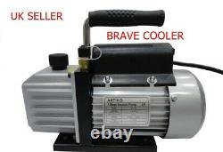 Fridge Freezer Vacuum Pump Artiko Vp130 3.0cfm 230v R600 R134 R404 R410 R290