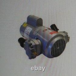 GAST 1VSF-10-M100X Oil-less VACUUM Pump 1/6 HP Lesson Max 3 CFM (1 CFM @ 15 Hg)