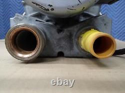 GAST REGENAIR R5125-2 REGENERATIVE BLOWER 160 CFM with EMERSON J819X MOTOR 3450RPM
