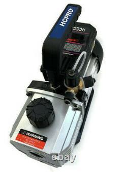 HCPRO HCEC-6S VACUUM PUMP 6CFM, Single Stage, Single Voltage 115V / 60Hz /230W