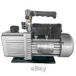 HFS(R) Vacuum Pump 6 Cfm, 170L/Min, Dual Stage 1/2Hp