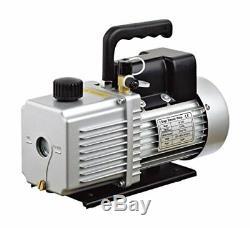 HFS(R) Vacuum Pump Single Stage 6 Cfm Inlet Sae 1/4-3/8 Sae 1/2 Hp