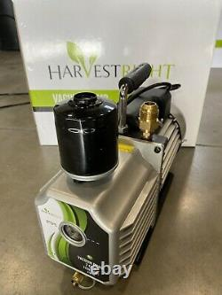 Harvest Right 7 CFM Vacuum Pump Excellent Working Shape