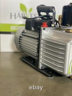 Harvest Right 7 CFM Vacuum Pump Freeze Dryer 2TW-3C Hvac Food Dryer