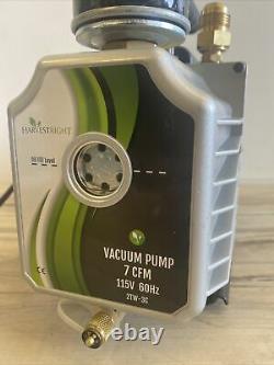 Harvest Right 7 CFM Vacuum Pump Wont Reach Presser Sold As Is