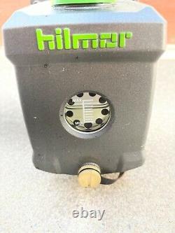 Hilmor 1948122 VP9 Vacuum Pump 9 CFM 25 Microns 2 Stage