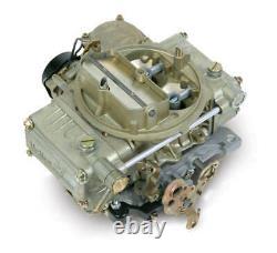 Holley 390 CFM Classic Electric Choke Vacuum Secondaries-4160 Carburetor