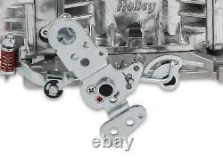 Holley 600 CFM Classic Manual Choke Vacuum Secondaries-4160 Carburetor GM Ford