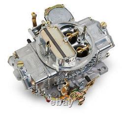 Holley 750 CFM Classic Manual Choke Vacuum Secondaries-4160 Carburetor