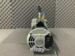 JB Industries DV-200N Platinum 7 CFM Vacuum Pump Used Tested Works NICE DEAL