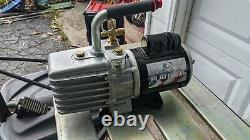 JB Industries DV-285N Platinum 10 CFM Vacuum Pump NO PACKAGING BUT UN-USED