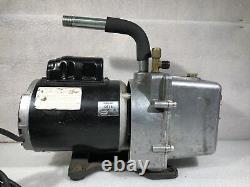 JB Industries DV-6E Eliminator 6 CFM Refrigeration Vacuum Pump