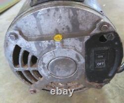 JB Industries DV-85N 3 CFM Platinum Premium Vacuum/Refrig Evacuation Pump