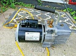 JB Industries DV-85N 3CFM AC Freon Vacuum Pump