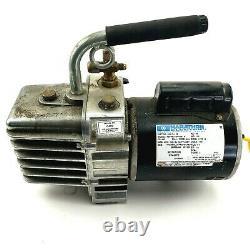 JB Industries Marathon Electric Platinum DV-142N 5 CFM Vacuum Pump
