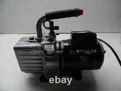 JB Platinum DV-142N Vacuum Pump 5 CFM