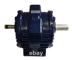 Masport Style E7.5 80cfm@15 vacuum Dairy Milk Vacuum pump package (less motor)