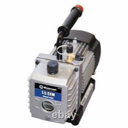 Mastercool 1.5 CFM Deep Vacuum Pump MSC 90059