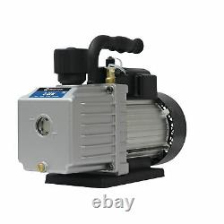 Mastercool 90062-A 3 CFM Single Stage Vacuum Pump